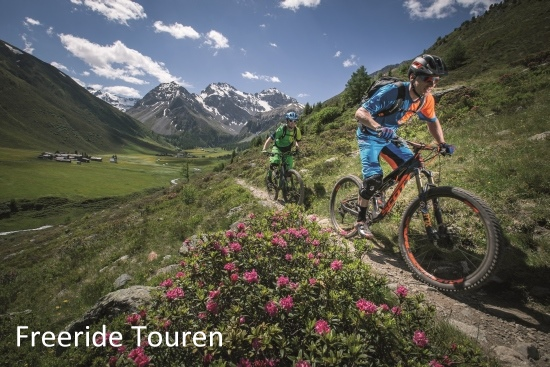 Freeride Touren